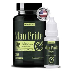 Man Pride (Oil + Capsule)